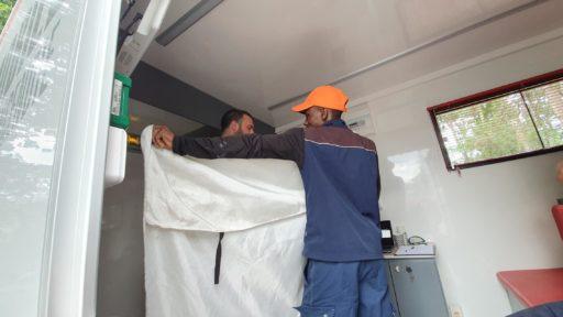 Le Groupe Saturne - Actualités - Semaine de la sécurité au travail - Collaborateurs - Un univers de propreté - Nettoyage professionnel - Entreprise de nettoyage