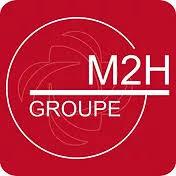 Le Groupe Saturne - M2H - Partenaire - Un univers de propreté - Logo - Nettoyage professionnel - Entreprise de nettoyage