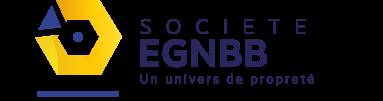 Le Groupe Saturne - Société EGNBB - Un univers de propreté - Logo - Nettoyage professionnel - Entreprise de nettoyage